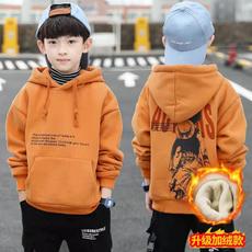 childrenswear, Fashion, plusthickening, Winter