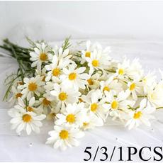 Decor, Flowers, silkflowerhead, gardendecorflower