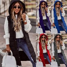Jacket, hooded, Winter, Pocket