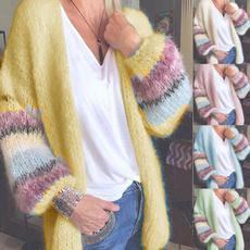 knitwear, Warm, Stitching, Ladies Fashion