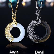 Sterling, devils, 925 sterling silver, Jewelry