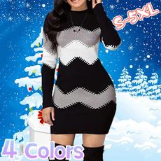 Fashion, sweater dress, Winter, Dress