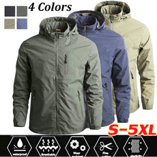 windproofjacket, hooded, Fashion, Hiking