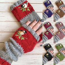 fingerlessglove, Fashion, mittensforwomen, Winter