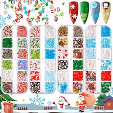 Box, Nails, Glitter, art