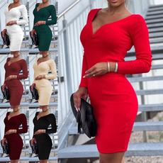 Plus Size, Fashion, Evening Dress, Dress