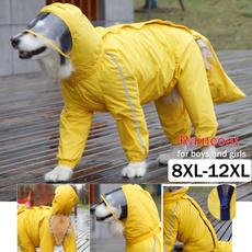 Medium, fourleggedcoat, raincoatfordog, protectioncover