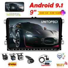Touch Screen, Gps, Cars, 2dincarradioandroid