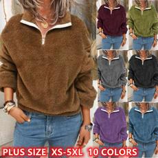 blouse, Plus Size, velvet, sweaters for women