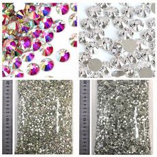 nonhotfixrhinestone, glassrhinestone, nailrhinestone, Glitter