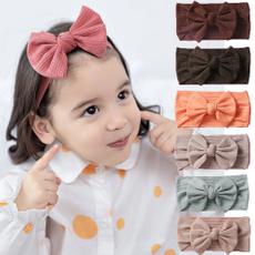 cute, babyhairaccessorie, Elastic, turbanhairband