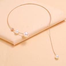 clavicle  chain, Collar, Fashion, Jewelry