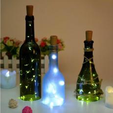 winecorklight, Night Light, Christmas, fairylight