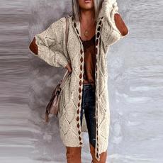 Vintage, Fashion, long sleeve sweater, sweater coat