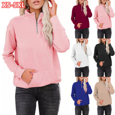 blouse, Plus Size, sweaters for women, solidcolortop