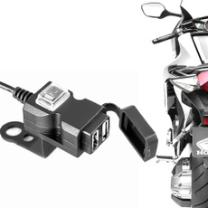 Sockets, powers, Waterproof, motorcyclehandlebarcharger