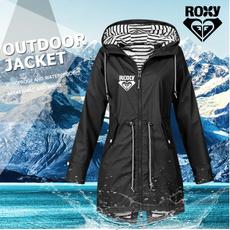 womenwindbreaker, Casual Jackets, waterproofcoat, jackets for women