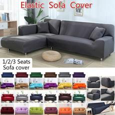 sofacover3seater, Home Decor, Elastic, Sofas