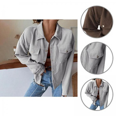 singlebreastedcoat, ladyjacket, slimcoat, Sleeve