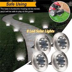 solarsteplight, Outdoor, led, solarstairlight